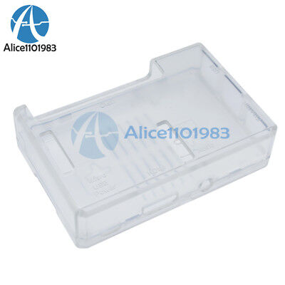 Best Selling Clear Case for Raspberry Pi 3 Model B Clear by SB