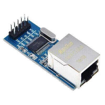 New Mini Enc28j60 Ethernet Lan Network Module For Arduino Spi Avr Pic Lpc Stm32