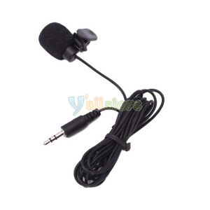 3-X-Hands-Free-Clip-On-Mini-Lapel-Mic-Microphone-3-5mm