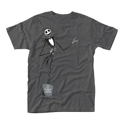T-shirt Nightmare Before Christmas L'étrange Noël de Mr Jack Pose Gothic Gothiqu ()
