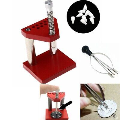 Watch Hand Presto Presser Lifter Puller Plunger Remover Fitting Repair Tools