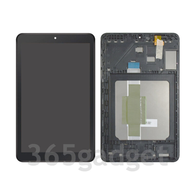 LCD Touch Screen Digitizer Frame For Samsung Galaxy Tab A 8.0 T387V T387T T387A
