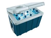 Mobicool 40 litre BRAND NEW sealed Waeco 240v AC & 12v DC Cooler Fridge Coolbox NO OFFERS SORRY