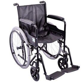 self propelled wheelchair brand new