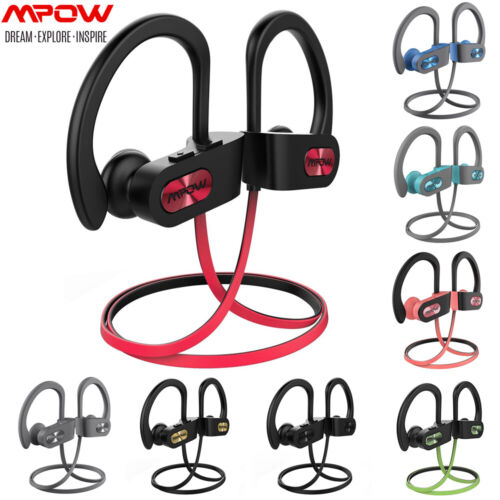 Mpow Flame Bluetooth Headphones Sport IPX7 Waterproof Wirele