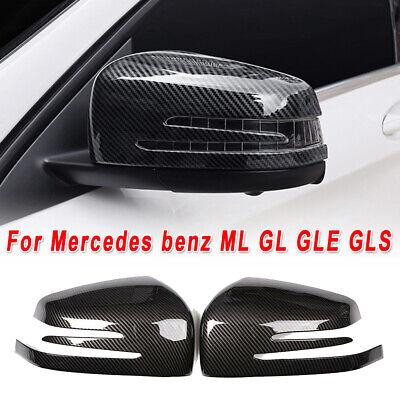 Seitenspiegel Rand Dekor 2pcs für Mercedes-Benz ML Gl Gle GLS Nützlich