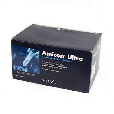 Millipore Amicon Ultra-15 Centrifugal Filter Kit 10000 Mwco 24 Pack
