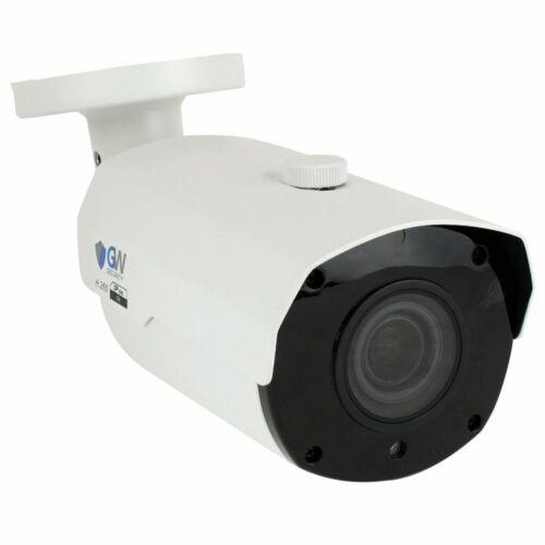 GW8555MIP 4K IP PoE Motorized Bullet Security Camera (Used Camera)