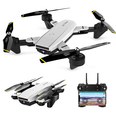 SG700-D GPS Drone Wifi FPV Follow Me Altitude Hold Foldable RC Quadcopter R3J0