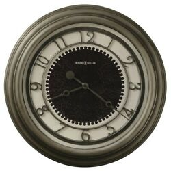 HOWARD MILLER KENNESAW 25-1/2″ GALLERY WALL CLOCK