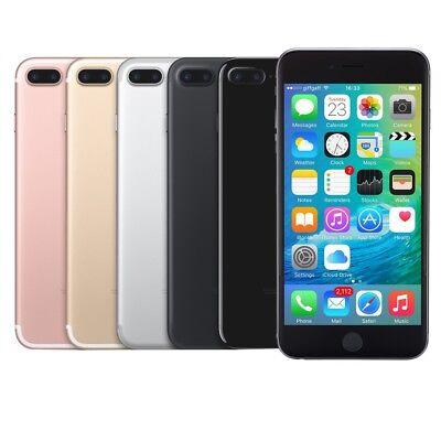 Apple iPhone 7 Plus Smartphone (AT&T T-Mobile Verizon GSM Unlocked or Sprint)