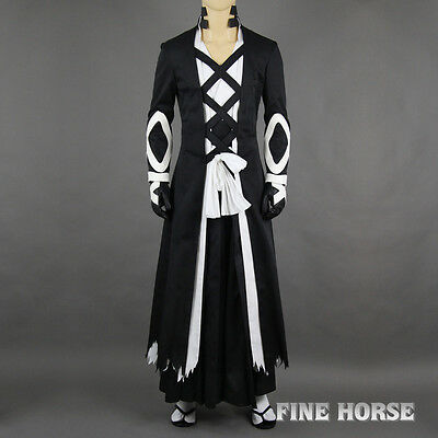 Bleach Kurosaki Ichigo Cosplay costum Kostüm Schuhe 卍 Bankai neu new full (Kurosaki Ichigo Cosplay Kostüm)