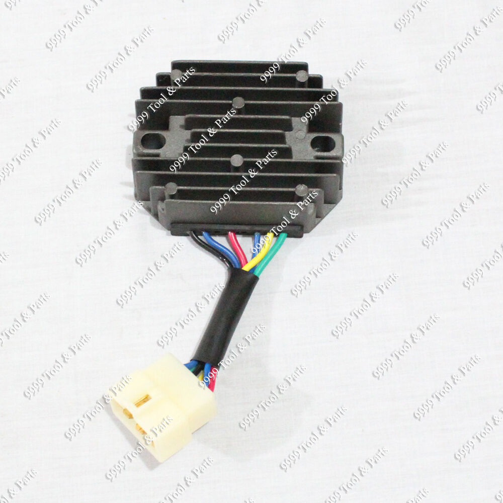 Regulator Rectifier For Kubota Grasshopper 1822d 718d 721d 721g Tractor More