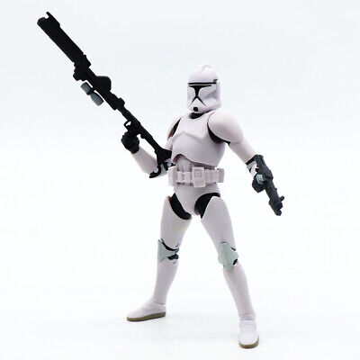 "Star Wars The Black Series Clone Stormtrooper 6"" Action Figure Model No Box"