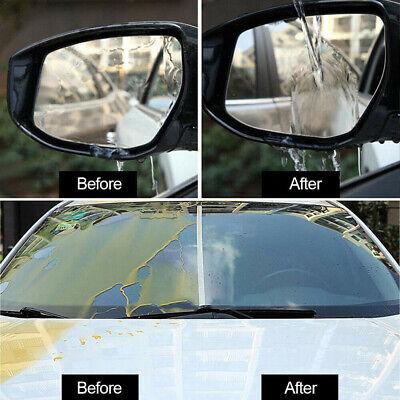 50ml Glaspolitur Kratzer Reparieren Auto Polierwachs Autopflege Mit 1 * Schwamm