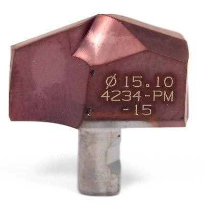 Sandvik Carbide Replaceable Drill Tip 870-1510-15-pm 4234 - 2 Pcs