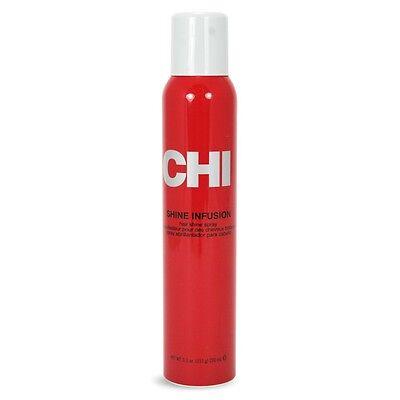 CHI Shine Infusion Hair Shine Spray, 5.3 oz Chi Shine Infusion