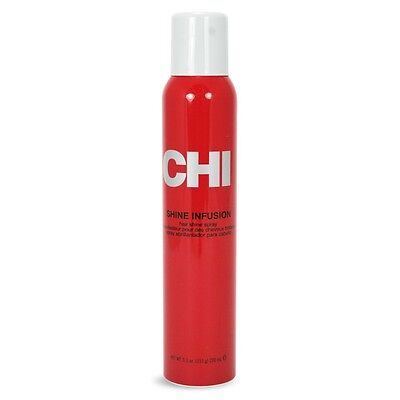 Shine Spray - CHI Shine Infusion Hair Shine Spray, 5.3 oz