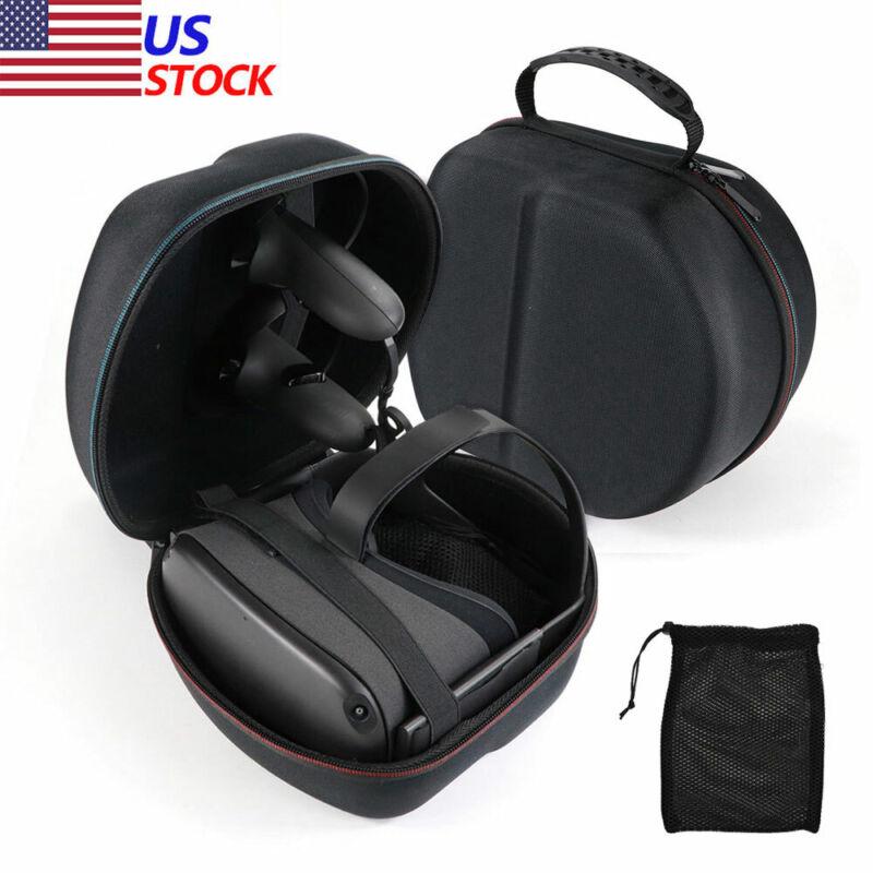 Travel EVA Case Storage Carry Bag for Oculus Quest VR Gaming Headset Controller
