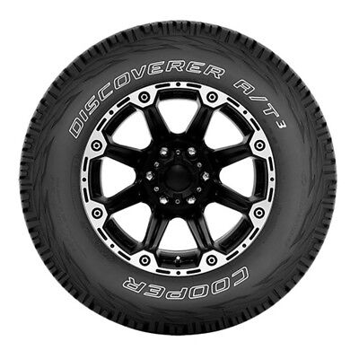 4 NEW 265/75R16 COOPER DISCOVERER AT3 All Terrain Tires 2657516 PN#90000002692