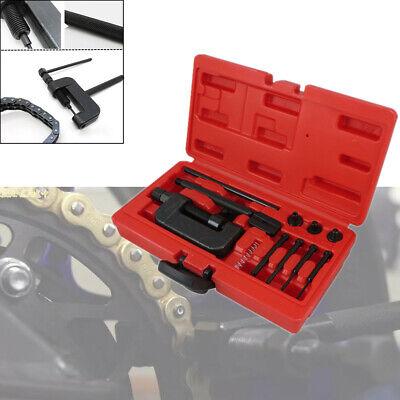 1 Set Cam Chain Cutter Breaker Riveting Rivet Tool Linkage ATV Bike Motorcycle
