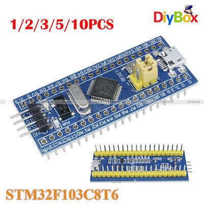 12510pcs Stm32f103c8t6 Arm Stm32 Minimum System Development Core Board Module
