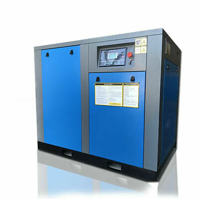 30hp Rotary Screw Air Compressor Compressing Air Industrial Energy Efficient