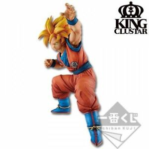 BANPRESTO DRAGON BALL Ichiban Kuji SUPER SAIYAN HISTORY OF Son GOKU B prize
