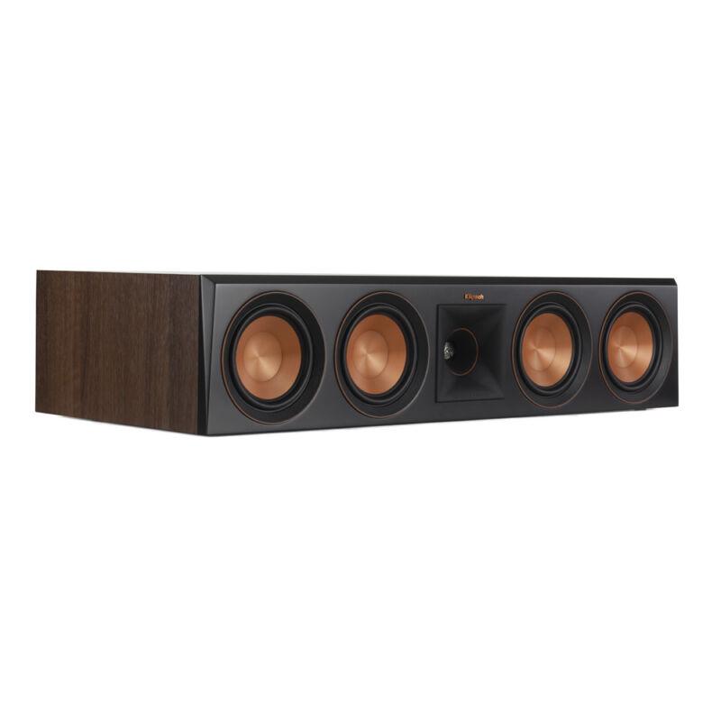 Klipsch Rp-504c Walnut Center Speaker - Each