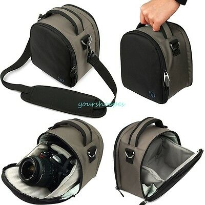 VanGoddy Shoulder Bag DSLR Camera Case For Canon Powershot SX740 HS/Nikon D3500 for sale  Shipping to India