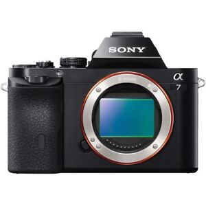 Wanted: Sony A7 Body
