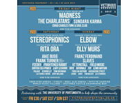 Saturday Victorious Festival Ticket (General Admission)