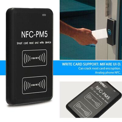NFC-PM5 RFID Copier IC ID Reader Writer Duplicator Smart Full Decode Contactless