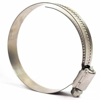 SAE 16 Stainless Steel Hose Clamps 10/Box IDEAL 5316 ()