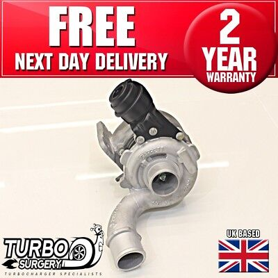 Turbocharger MITSUBISHI SPACE STAR 1.9 I-D 116HP 85KW 708639 Turbo + GASKETS