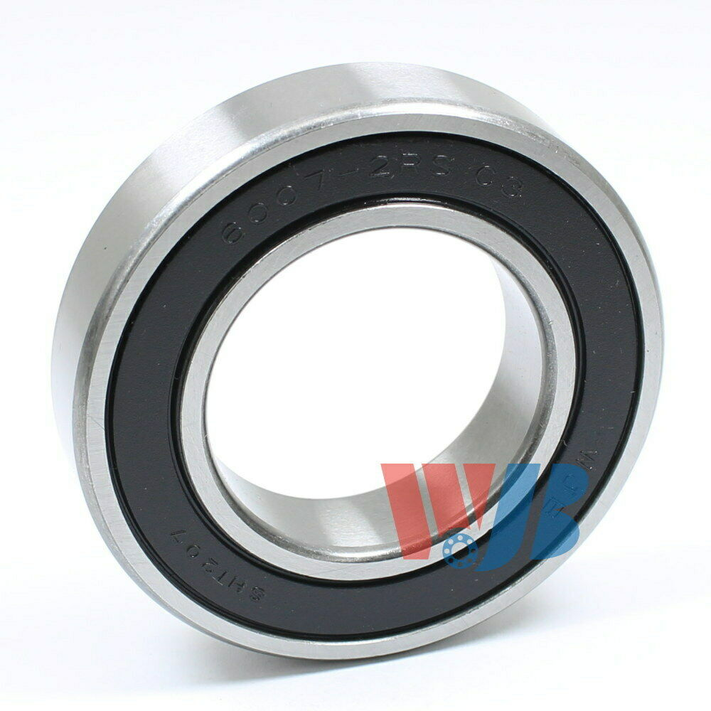 Miniature Ball Bearing WJB 693-2RS with 2 Rubber Seals