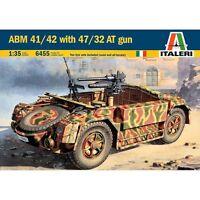Italeri 6455 Abm 41/42 With 47/32 At Gun 1/35 Scale Model Kit - italeri - ebay.co.uk
