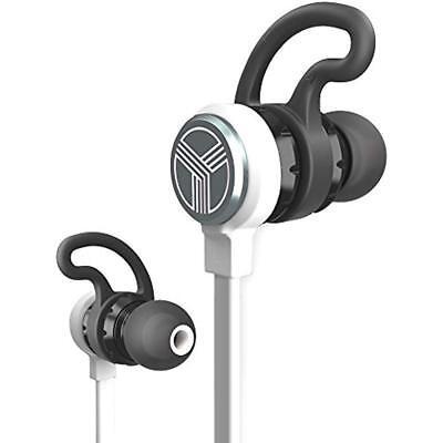 Earbud Headphones J1 - Bluetooth Earbuds W/aptX, Best Wireless For Sports