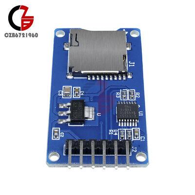 10pcs Mciro Sd Tf Card Memory Shield Module Storage Board 3.3v Spi For Arduino