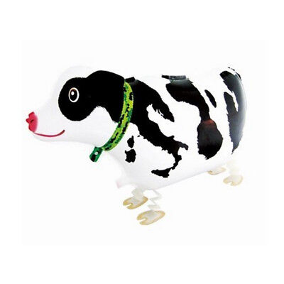 Farm Shower Walking Wedding Pet Animal Party Foil Balloon Birthday Cow Shaped (Animal Shaped Balloons)