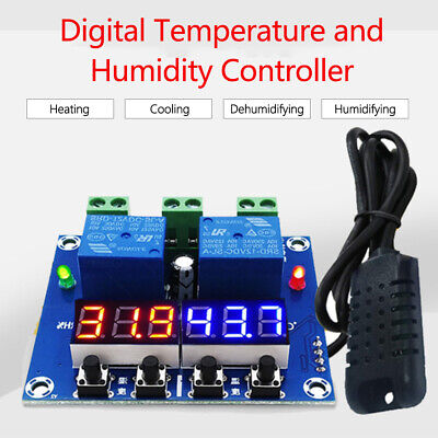 Module Automatic Thermostat Humidistat Humidity Temperature Controller