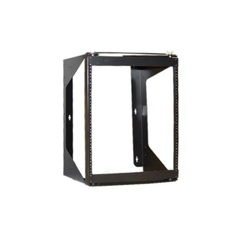 Icc Iccmssfr12 Rack Wall Mount Swing Frame 12 Rms