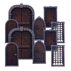 Mantic Games BNIB Dungeon Doors Pack MGDS15