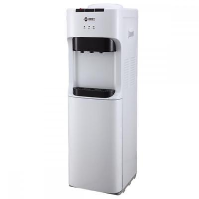 Primo Top Loading Hot Cold Water Dispenser White Water Cooler  35S