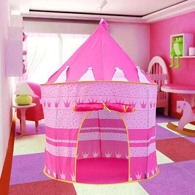 Babyzelt Spielhaus Spielzelt Schloss Prinzessin Spielhöhle  (Prinzessin Schloss Spiel-zelt)