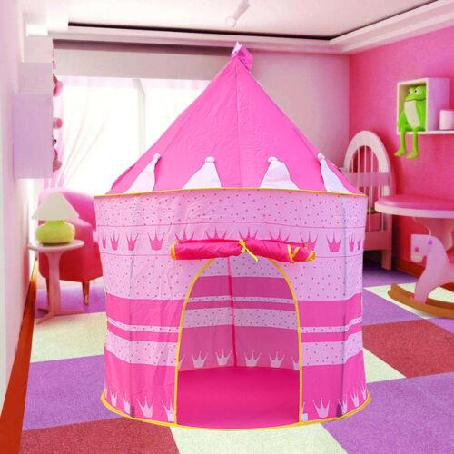 Kinderzelt Bällebad Babyzelt Spielhaus Spielzelt Schloss Prinzessin Spielhöhle