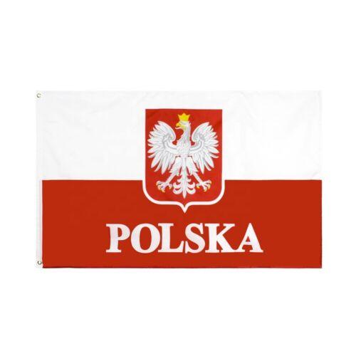 Large Polish Flag 3