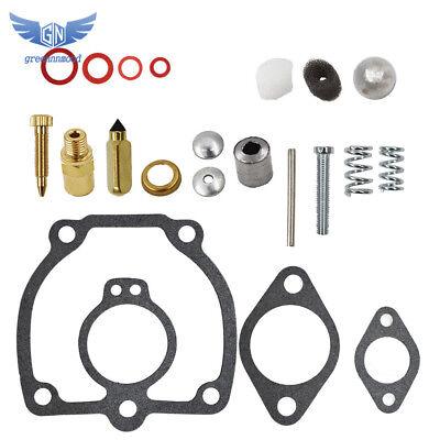 Carburetor Repair Rebuild Kit For International Farmall Ih H O4 W4 I4 Hv Tractor