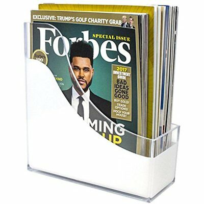 Sorbus Magazine Holder File Organizermagazinefile Holder
