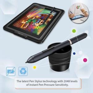Used XP-Pen Artist10S IPS 10.1-Inch Drawing Monitor Pen Display Graphics Drawing Monitor